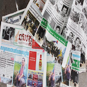 Cambodia Newspapers And News