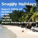 Snappy Holidays Hotels Flights logo