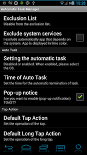 Automatic Task Killer Manager- screenshot thumbnail