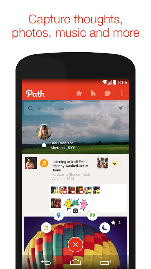Path - screenshot