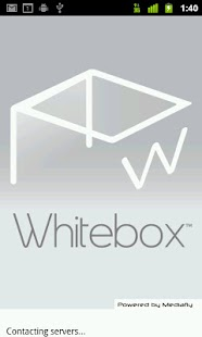 Whitebox- screenshot thumbnail