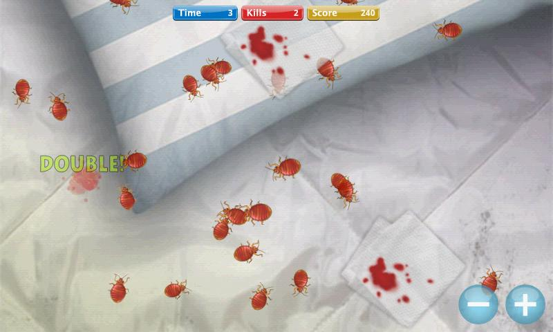 Busy Bugs deLite - screenshot