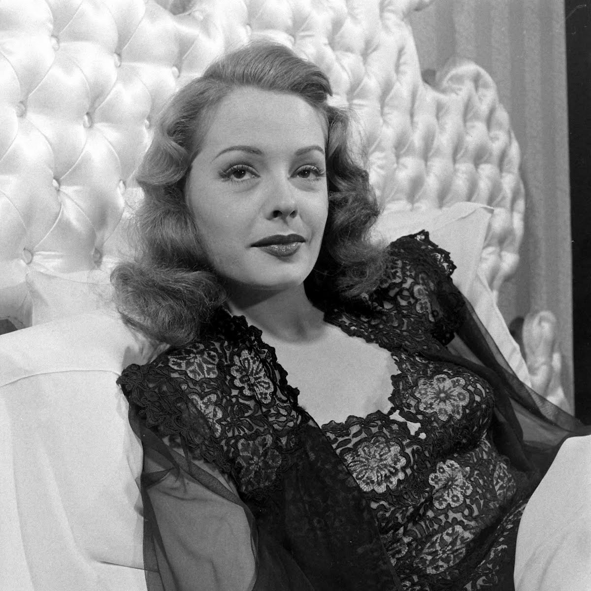 "Jane Greer ""Building My Gallows High"""