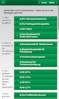 Screenshot of MPU-Profi Free