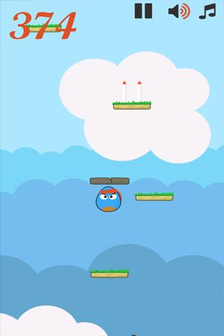 Jumper-An Arcade Bouncing Game
