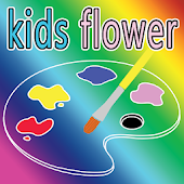 Coloring Book for kids(Flower)