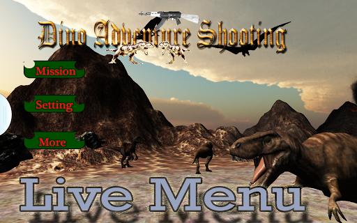 Dino Adventure Shooting