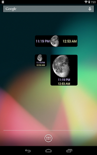 Moon Phase Calculator - screenshot thumbnail