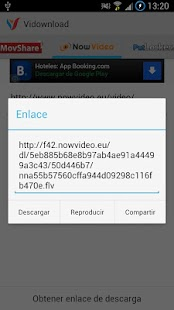 Vidownload (Video Downloader) - screenshot thumbnail