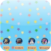 Color Star [SQTheme] for ADW