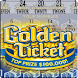 Gold Ticket Lotto Scratch Off icon