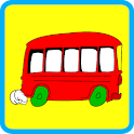 Vehicle for Kids Transport icon