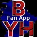 BYH Fan App icon