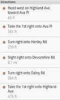 Screenshot of How Do I Get Home (Free)