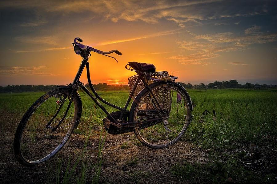 Kreto by Mursyid Alfa - Transportation Bicycles