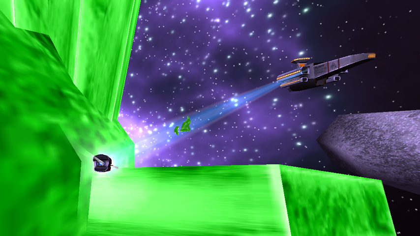 Stellar Swing- screenshot