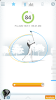 Screenshot of GolfSense