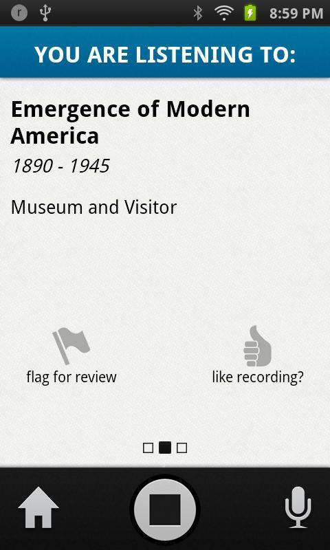 Access American Stories - screenshot