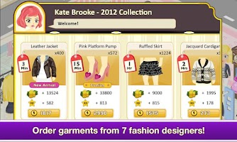 Screenshot of Tap Boutique - Girl Fashion