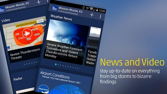 The Weather Channel Screenshot 39