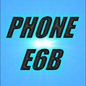 Phone E6B