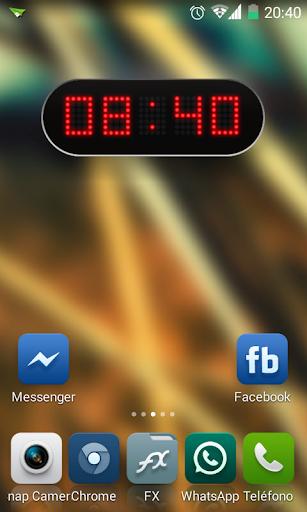 Digital Clock - UCCW