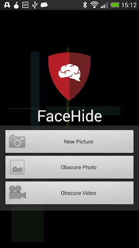 Face Hide - Mindprotectionkit