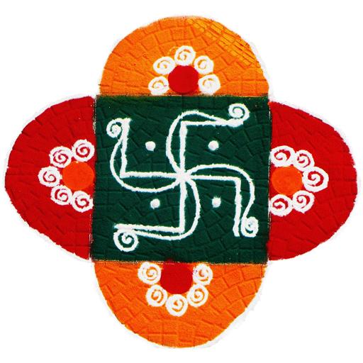 Rangoli Designs 生活 App LOGO-硬是要APP