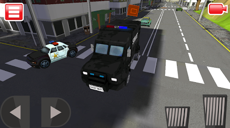 Police Car Simulator in 3D 1.0 screenshot 99082