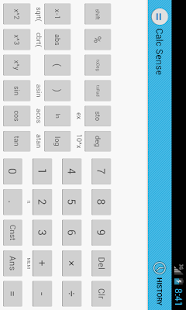 Calc Sense - screenshot thumbnail