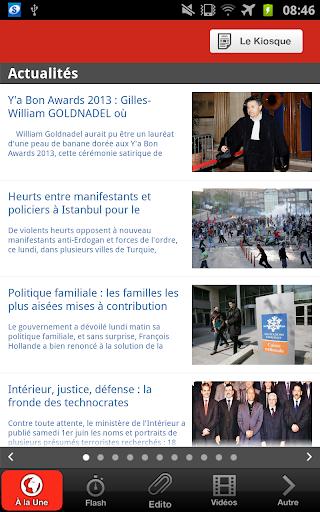 玩新聞App|Le Courrier de l Atlas免費|APP試玩