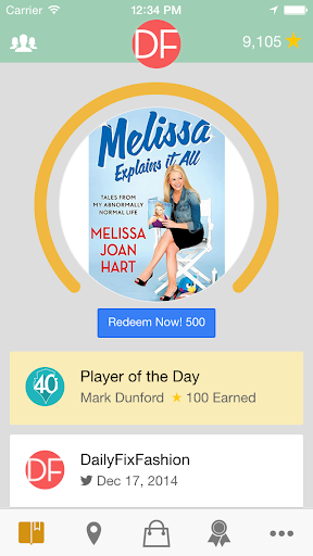Fan Rewards - Daily Fix