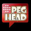 PegHead: a Peg Solitaire Game icon
