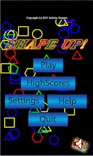ShapeUp - screenshot thumbnail