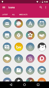 Orbis - Icon Pack v1.0