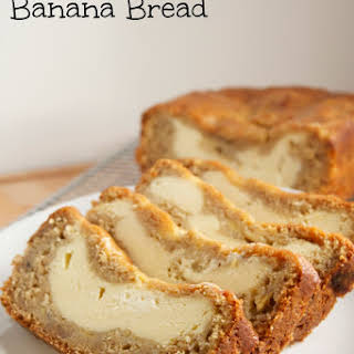Cream Cheese Banana Bread.