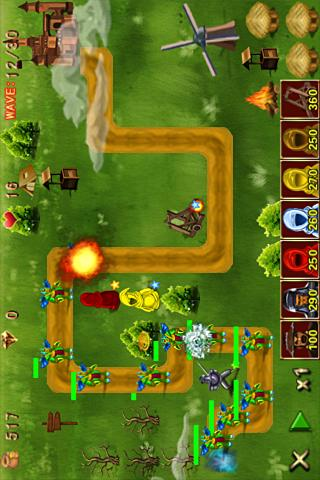 Abula Hero Defense Lite - screenshot