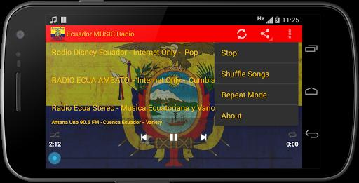 【免費音樂App】Ecuador MUSIC Radio-APP點子