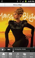 Screenshot of Mary J Blige