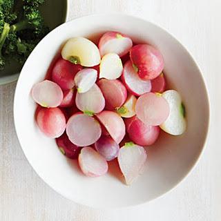 Radishes Recipe