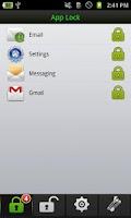 Screenshot of Fast App lock security&privacy