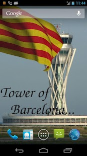 Catalunya Flag Live Wallpaper+ - screenshot thumbnail