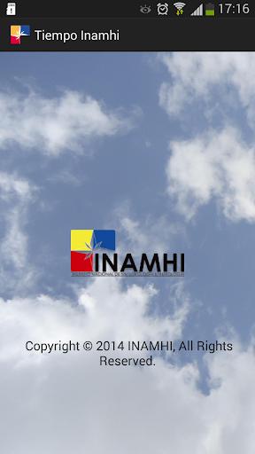 Tiempo - Inamhi