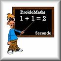 DroidoMaths Seconde logo