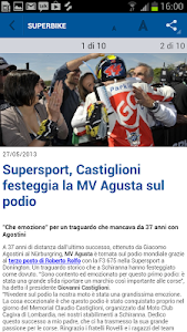 SportMediaset screenshot 1
