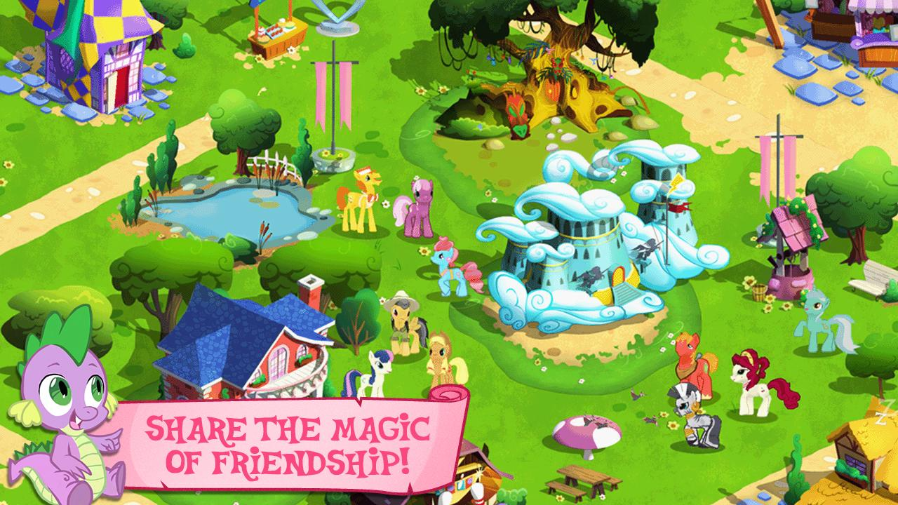 MY LITTLE PONY - screenshot