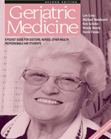 Geriatric Medicine: A Pocket Book for Doctors, Nurses, Other Health Professionals and Students