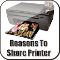 Reasons To Share Printer