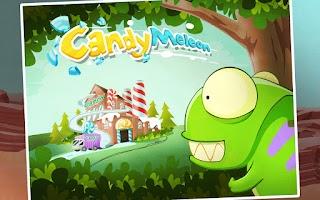Screenshot of CandyMeleon