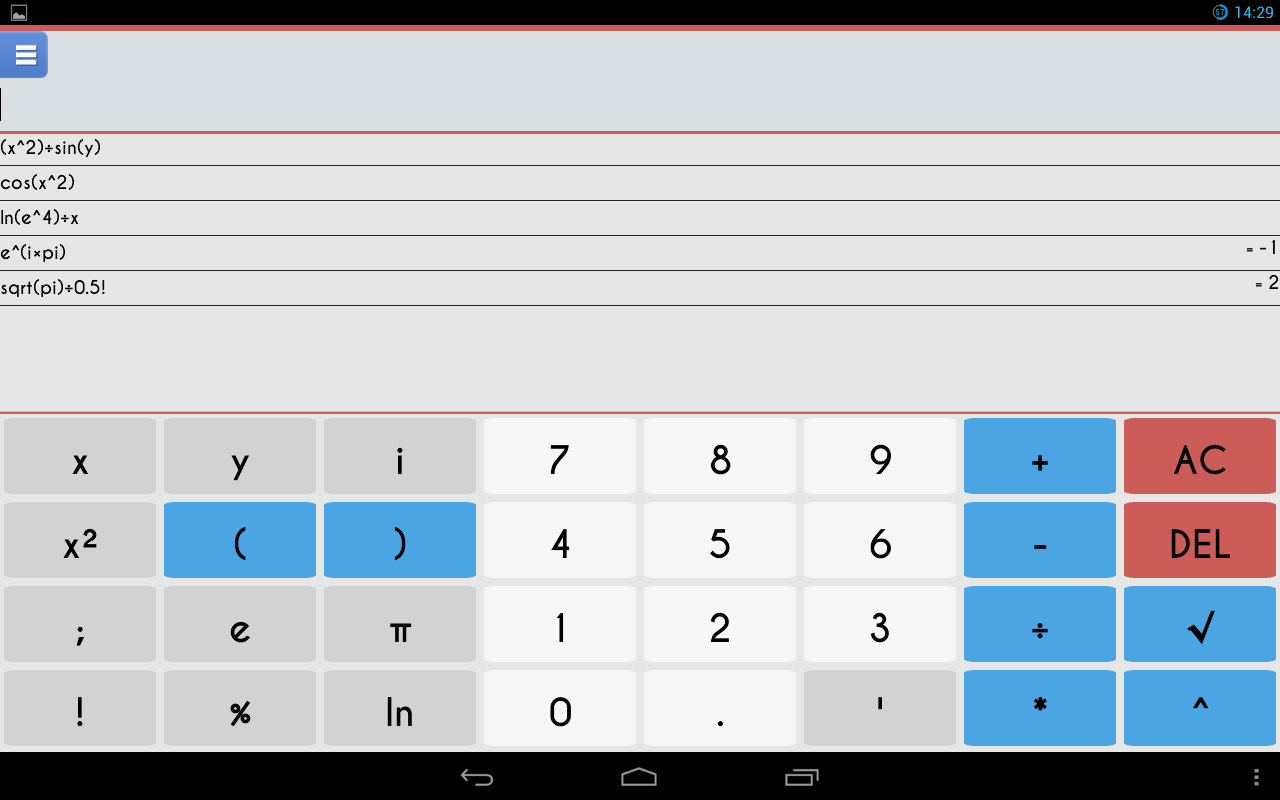 BisMag Calculator 3D - screenshot